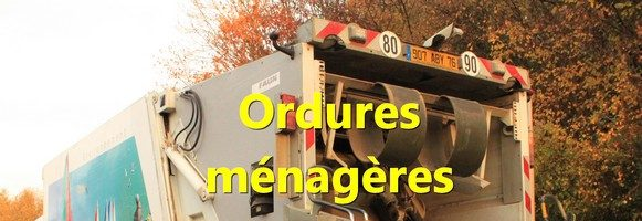Reports de collecte des déchets ménagers
