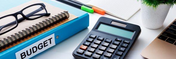 Report du budget municipal