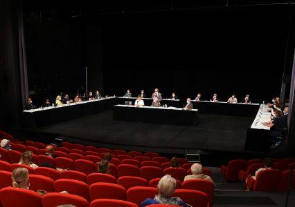 Le Conseil Municipal installé