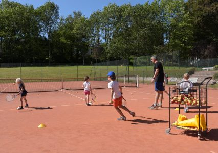 Stages au Tennis