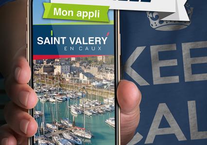 Saint Valery en Caux – l'application qu'il vous manquait