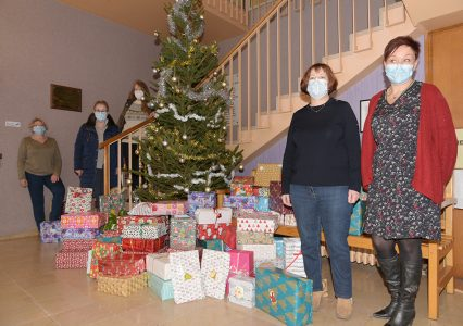 Boîtes de Noël, merci à tous !