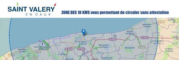Zone des 10 kms