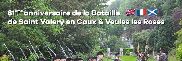81è anniversaire de la Bataille de Saint Valery